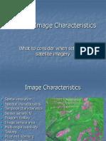 Satellite Image Characteristics