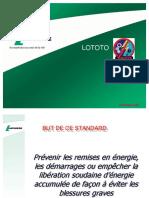 LOTOTO training standard.ppt