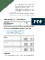 Finance Assign 2b