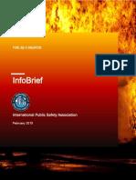 IPSA Fire as a weapon