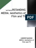 Understanding Media Tv and Film