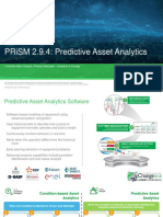 PRiSM 2.9.4 Predictive Asset Analytics