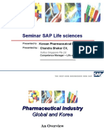 Sap Pharma Demo