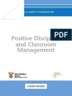 Positive Discipline and Classroom Management (2012)