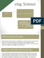 Percieving  Science.pptx