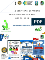 ODF 2019 Verivikasi 14-21 Agst