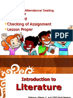 L1.1- Introduction to Literature.ppt