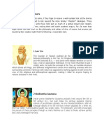 The 8 Eastern Philosophers
