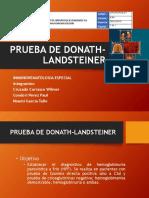Prueba de Donath-landsteiner
