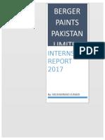 363389848-Berger-Paints-Internship-Report-2017-by-Muhammad-Junaid.docx