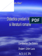 Portofoliu-didactica predarii