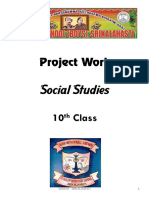 10.1 Project Work