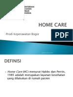 Homecare Obenk