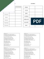 Adverbio y conjunciones
