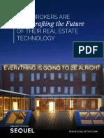 Sequel Broker Technology Report 2018