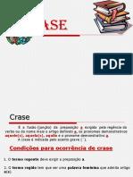 Slide Crase