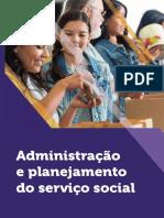 Livro Único - Administração e planejamento do serviço social