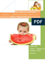 UFCD_9184_Saúde, Nutrição, Higiene, Segurança, Repouso e Conforto Da Criança Dos 0 Aos 3 Anos – Regras Básicas_ÍNDICE