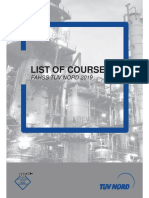 FAHSS TUV NORD - List Of Courses 2019.pdf