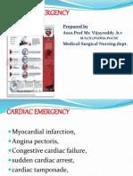 Cardiac Emergency