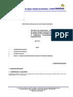 Tp 006 - Anexo II - Memorial Descritivo Perfuração e Instalação de Poço Tubular Profundo 21