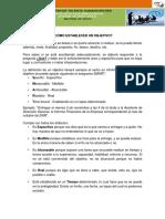 Documento de Soporte No. 4 - OBJETIVOS