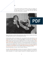 Borges, J. L. - ''Borges y Los Ovnis''. Entrevista (5P)
