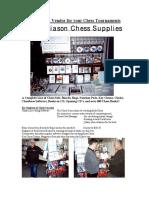 Chess Catalog-May 2003