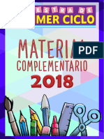 Material Complementario 2018