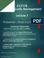 Presentation7-Lecture 7 Week 7