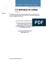 China Country Report -IMF