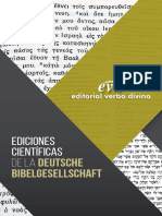 Catalogo Biblias Estudio 2018