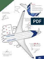 A350 Paper Plane