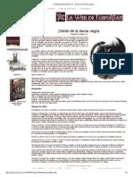 Dungeons & Dragons 3.5 __ Zelote de La Llama Negra