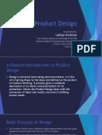 Plastics Product Design Presentation