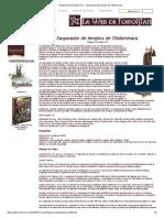 Dungeons & Dragons 3.5 __ Saqueador de Templos de Olidammara