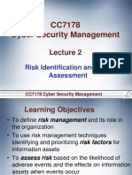 Lecture2-Risk Identification PDF