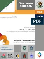 Pie diabetico EyR