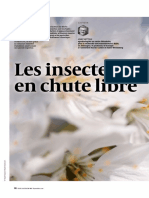 Disparition Insecte-2019-09 Pour La Science