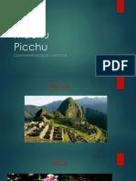 Machu Picchu PDF