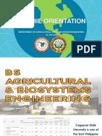ABE Orientation