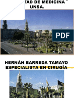 Principios Quirurgicos Basicos 1. Dr. Barreda