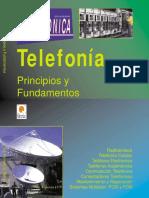 Telefonía - Principios y Fundamentos