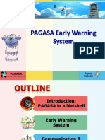 Pagasa Early Warning System - Pnc
