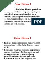Distúrbios da coagulação versão final 2014 UFOP.ppt