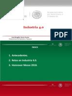 Rogelio Garza G - Industria 4.0