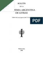 La pasion argentina de Canal Feijoo