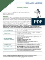 EDX Pocket III Datasheet