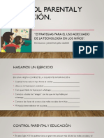 Control Parental y Educación Para Los IKIDS