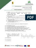 Teste Recuperação UFCD 6706